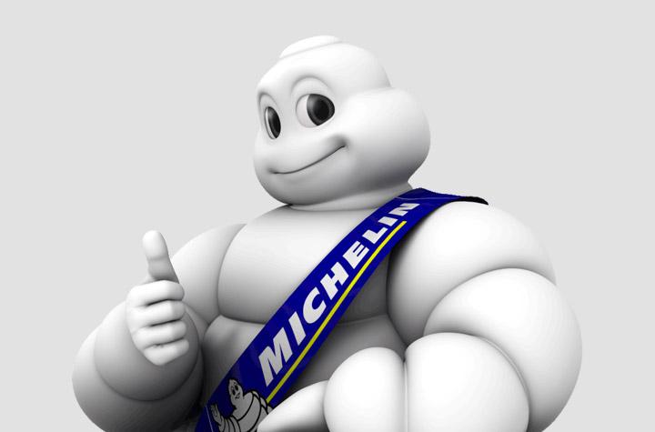 Riconoscimento da Michelin